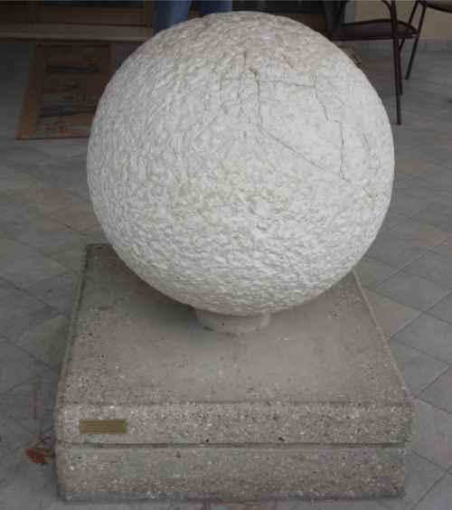 Palla decorativa storica, Cannuzzo