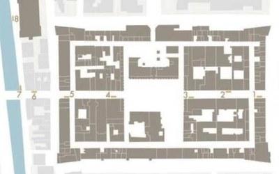 Mappa - Galleria a cielo aperto