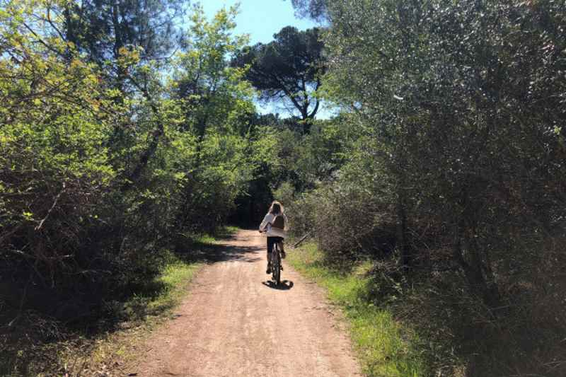 La pedalata del Cappelletto
