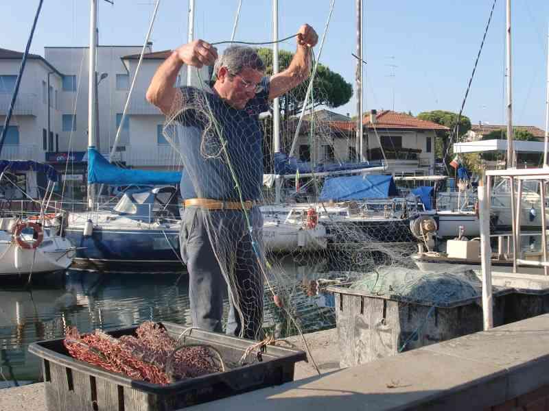 Passeggiata patrimoniale pesca