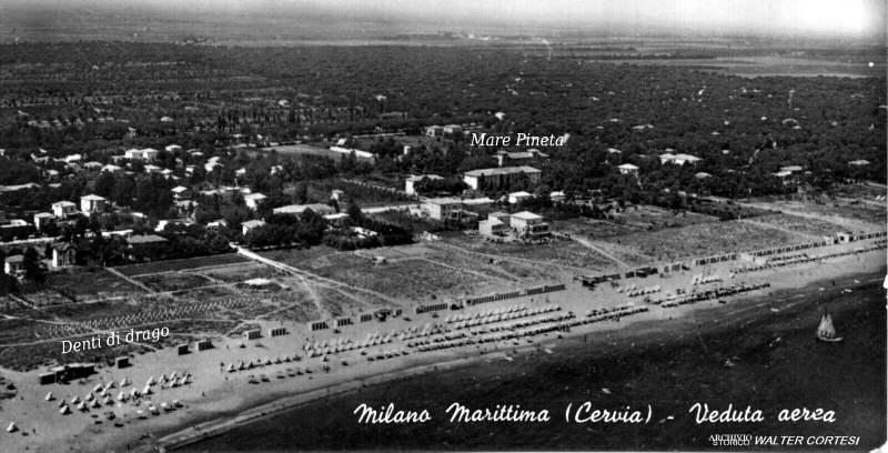 Bunker Tour - panoramica Denti di Drago sulla costa - Archivio Walter Cortesi
