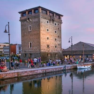 Cervia, Torre San Michele - Ph. Angela Raggi