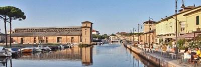 Magazzini del Sale e canale di Cervia - Ph. Giulia Maioli