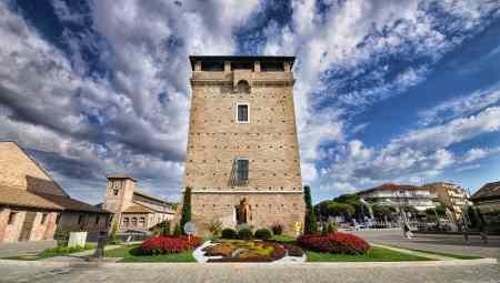Torre San Michele, Panzavolta - Ph. Fabio Panzavolta