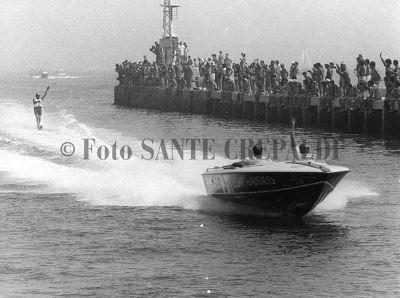 Rientro nel porto canale - Ph. Sante Crepaldi