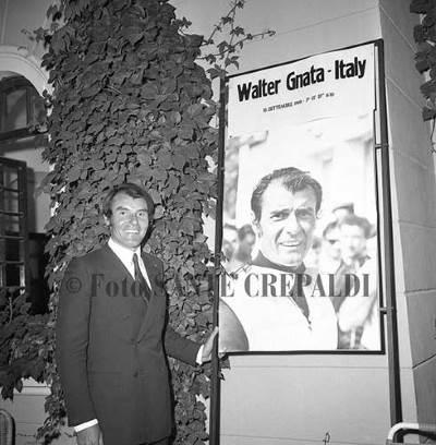 Premiazione di Walter Gnata al Mare Pineta - Ph. Sante Crepaldi
