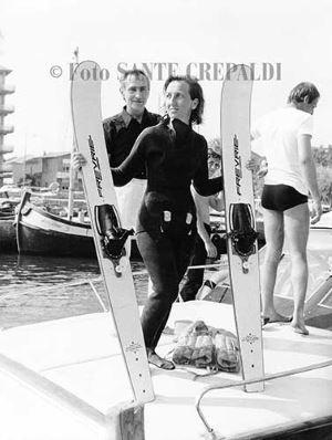 Anna Maria Ravegnani, l'atleta detentrice del record - Ph. Sante Crepaldi