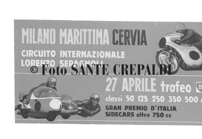 Manifesto gara - Ph. Sante Crepaldi