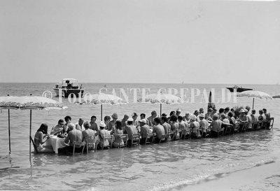 Pranzo tra le onde - Ph. Sante Crepaldi