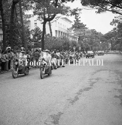 Sfilata auto e moto d'epoca - Ph. Sante Crepaldi