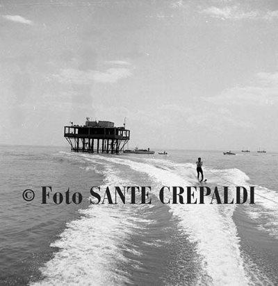 Piattaforma isola delle rose - Ph. Sante Crepaldi