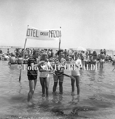 Animazione e feste sulla riva dell'Adriatico - Ph. Sante Crepaldi