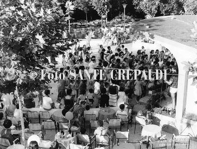 Giardino d'estate - Ph. Sante Crepaldi
