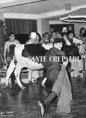 Il torero Silvano Collina - Ph. Sante Crepaldi