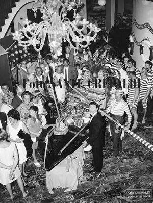 Festa veneziana - Ph. Sante Crepaldi