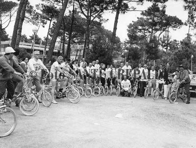 Marinata di primavera, partenza gara di ciclocross - Ph. Sante Cerpaldi