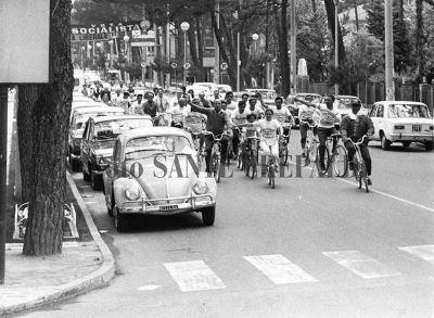 Marinata di primavera, ciclocross - Ph. Sante Crepaldi
