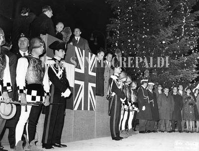 Volo dell'amicizia Londra-Cervia, il console britannico - Ph. Sante Crepaldi