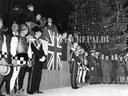 16 - Volo dell'amicizia Londra-Cervia, il console britannico, ph. Sante Crepaldi