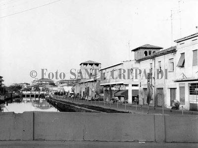 Dettaglio del porto canale - Ph. Sante Crepaldi