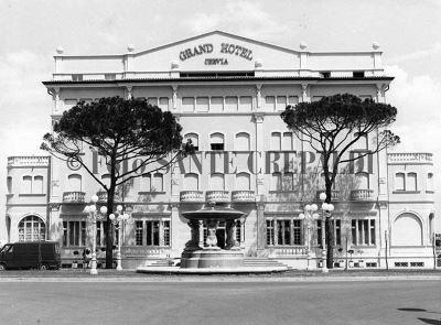 Il grand hotel di Cervia - Ph. Sante Crepaldi