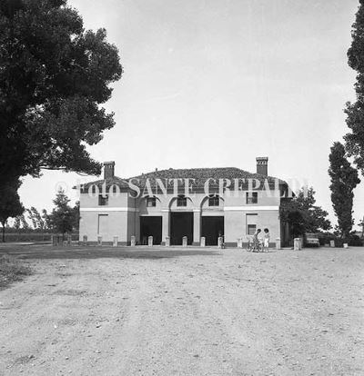 Casa delle Aie - Ph. Sante Crepaldi