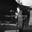 19 - Walter Chiari al Giardino d'estate , ph. Sante Crepaldi