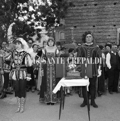 Sfilata davanti al duomo - Ph. Sante Crepaldi