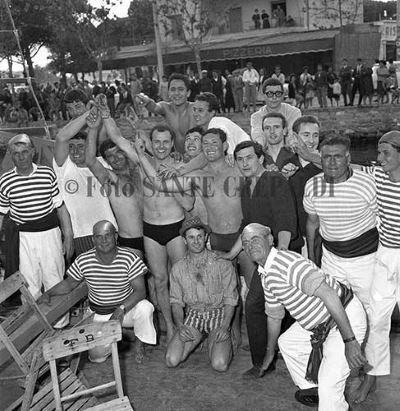 Festeggiamenti con i marinai - Ph. Sante Crepaldi