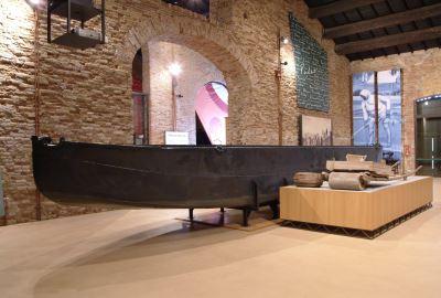 Burchiella a MUSA, il museo del sale