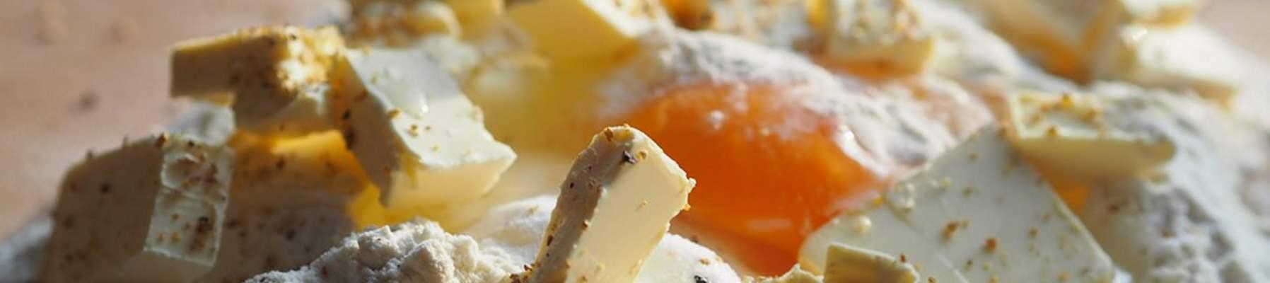 Come preparare la tradizionale ciambella romagnola