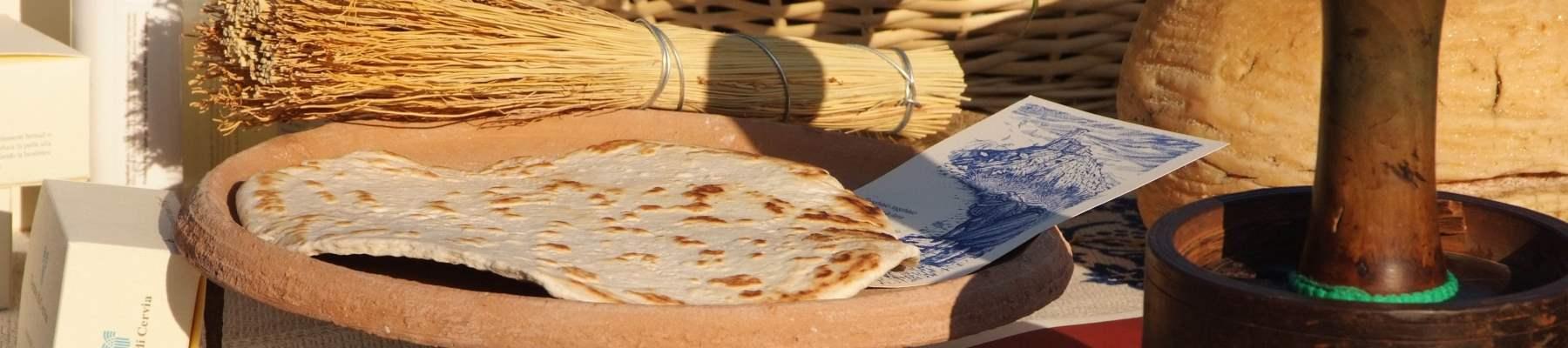 Come preparare la tradizionale piadina romagnola