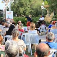 Cervia, la spiaggia ama il libro presenta Ulisse, l'arte e il mito