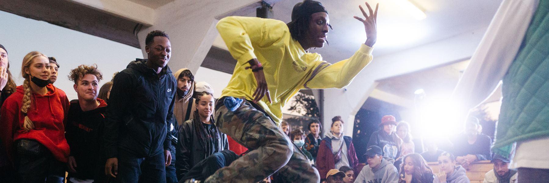 Danza per la città