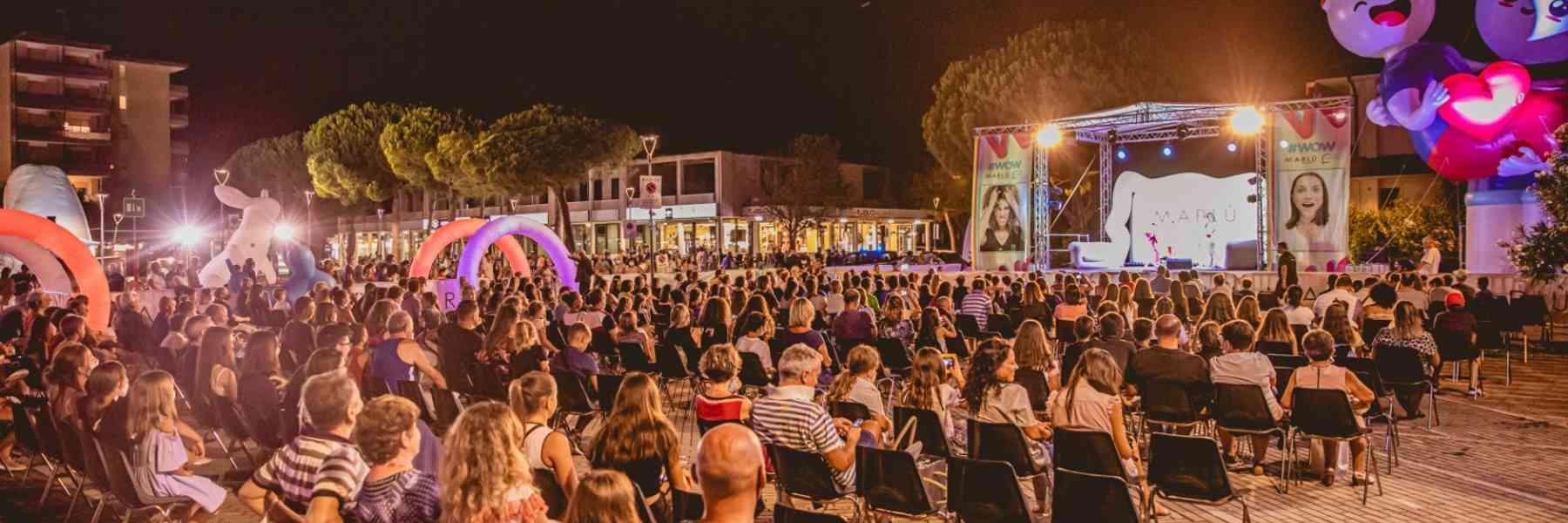 Pinarella Summer Social Time e Be-Viral