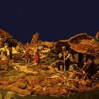 Presepe meccanico nella Chiesa Madonna della Neve a Cervia
