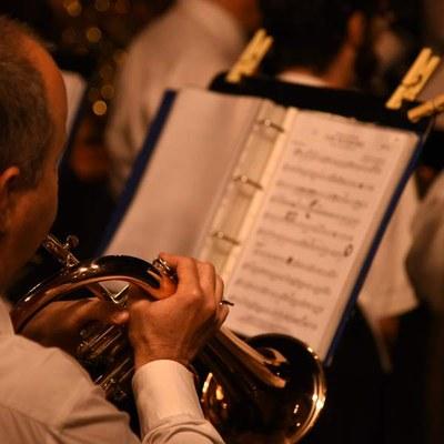 Concerti banda Città di Cervia a Milano Marittima