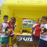 Campionato regionale Uisp di beach tennis adulti e under