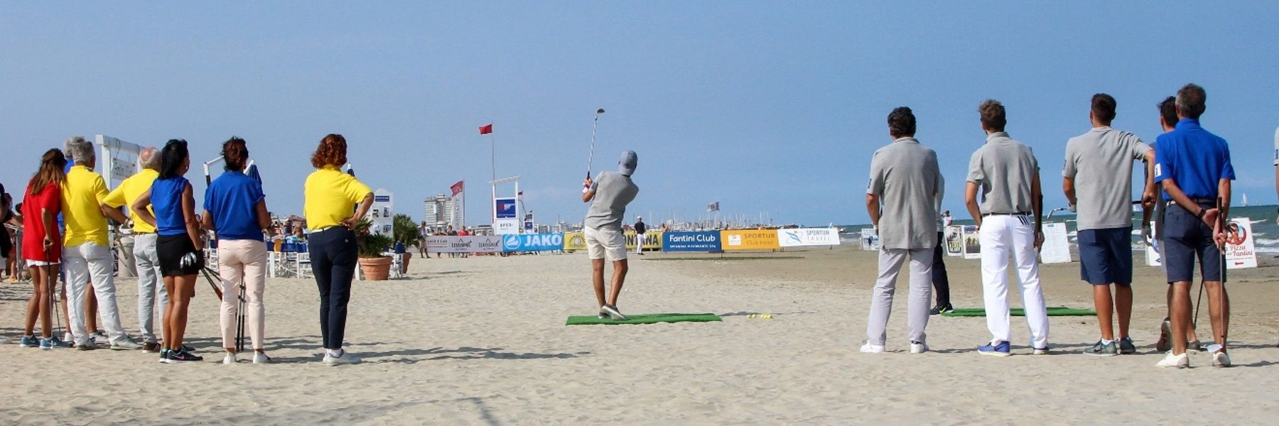 Challenger Beach Golf