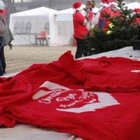 Christmas Run e merenda con Babbo Natale
