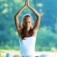Lezioni di Yoga in pineta