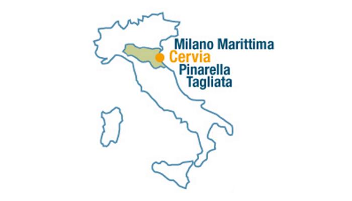 dove siamo - Cervia e Italia