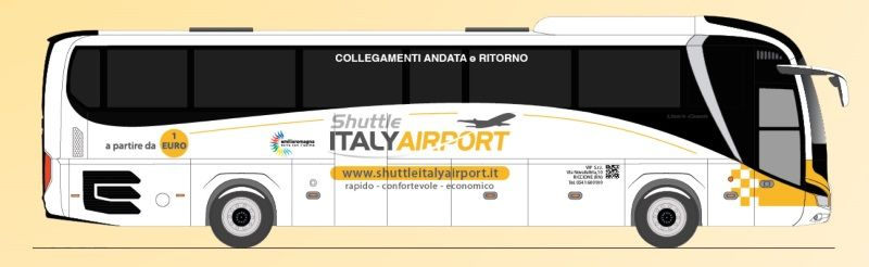 Shuttle Italy Airport, bus