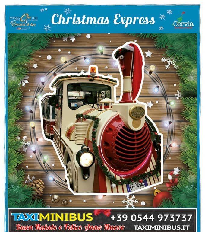 Christmas Express, trenino