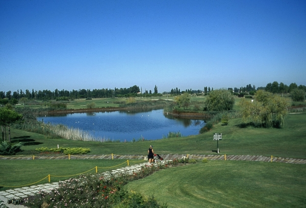 Adriatic Golf Club Cervia, campo veduta