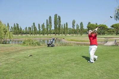 Adriatic Golf Club Cervia, campo