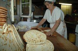La piadina romagnola - preparazione 250