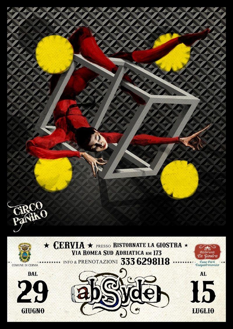 Circo Paniko, locandina