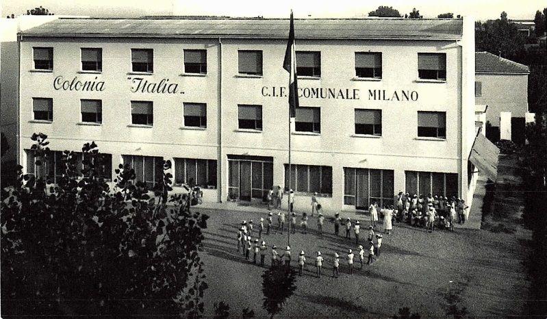 Aghi di pino - incontri culturali e laboratori, Colonia Pinarella