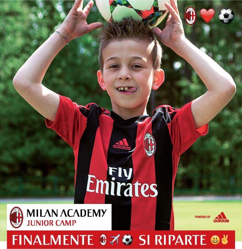 Milan Academy Junior Camp Milano Marittima